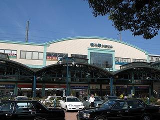 JR横川駅駅舎