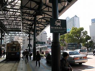 横川駅タクシー乗り場