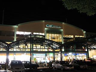 横川駅夜景