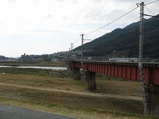 可部線鉄橋