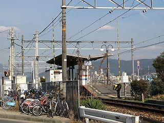 JR可部線三滝駅