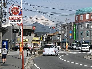 古市橋駅バス停