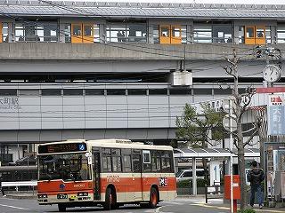 大町駅公共機関乗換え